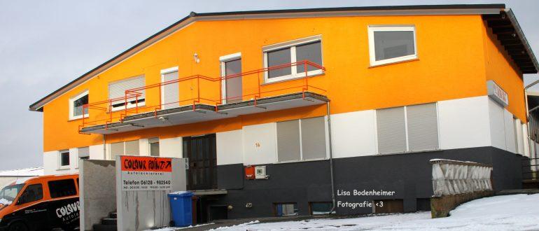 Fassadengestaltung U2013 Fassade Streichen Und Wand Verputzen